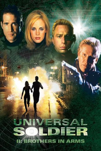 Universal Soldier II: Brothers in Arms Poster