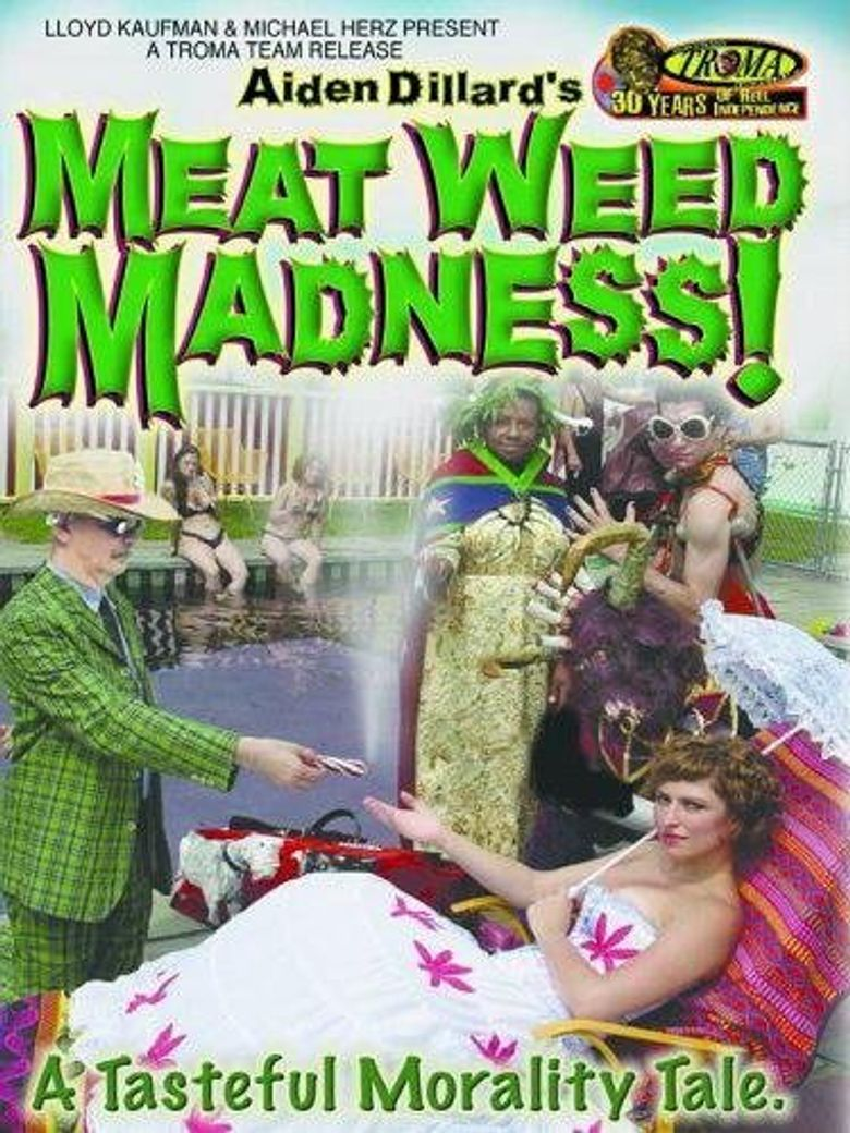Watch Meat Weed Madness