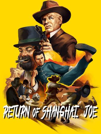 Return of Shanghai Joe Poster