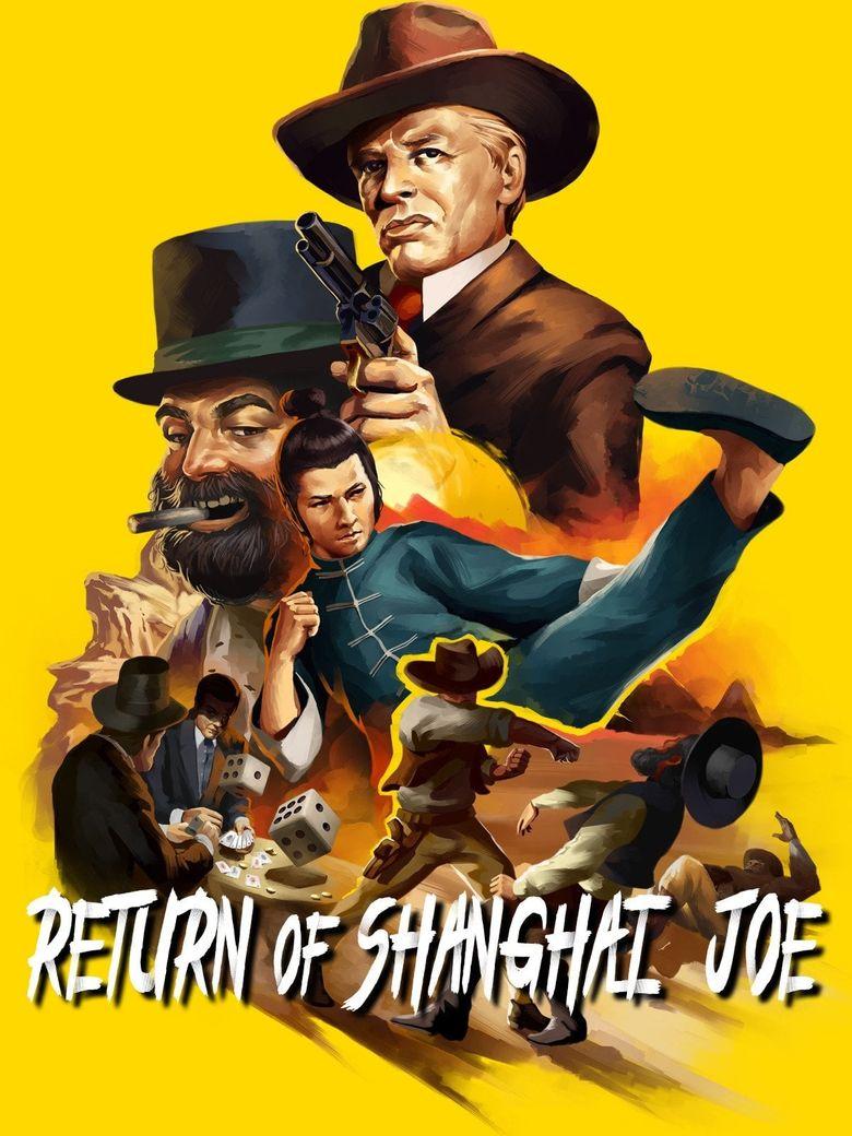 Return of Shanghai Joe Poster