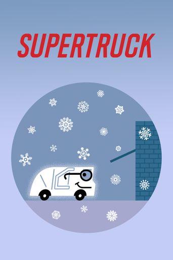 Supertruck Poster