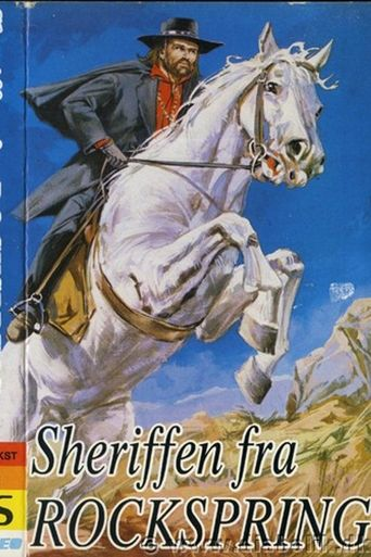 The Sheriff of Rock Spring Poster