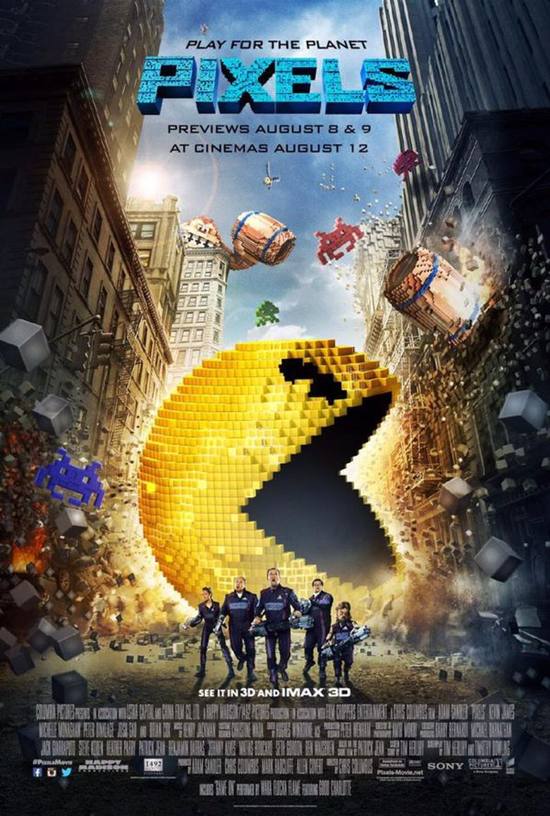 Watch Pixels