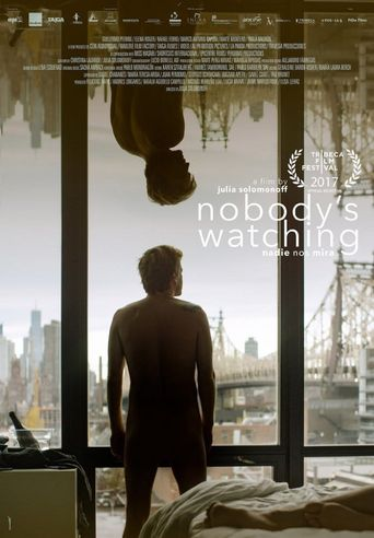 Nobody's Watching Poster