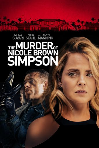 The Murder of Nicole Brown Simpson Poster