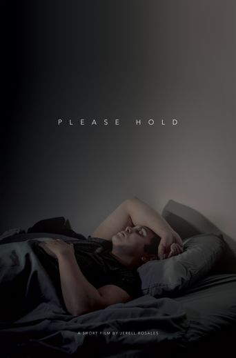 Please Hold Poster