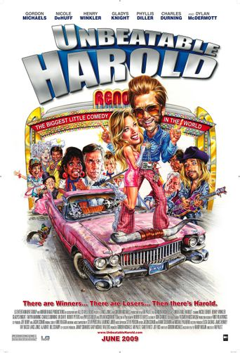 Unbeatable Harold Poster
