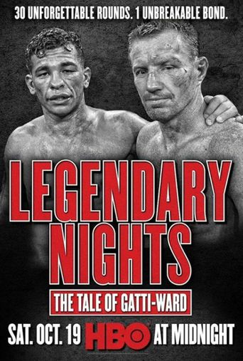Legendary Nights: The Tale of Gatti-Ward Poster