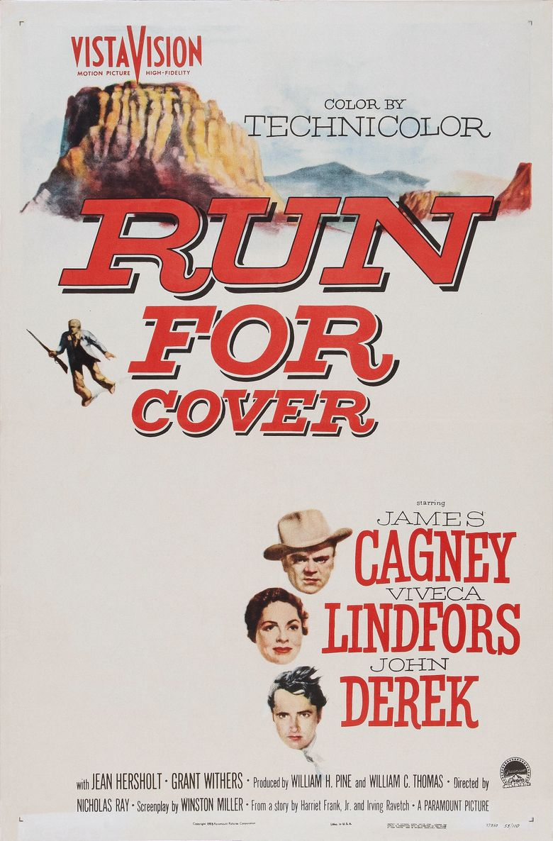 Run for Cover Poster