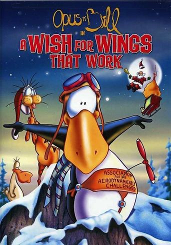 A Wish for Wings That Work Poster