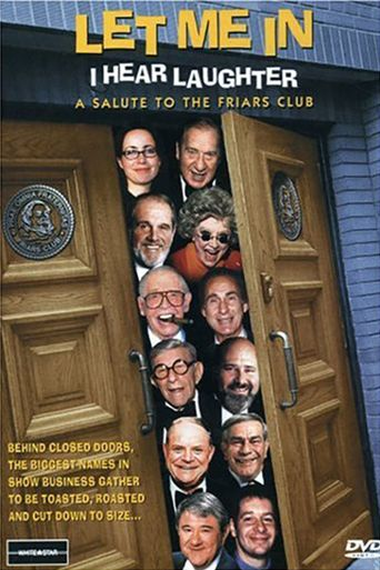 Let Me In, I Hear Laughter Poster