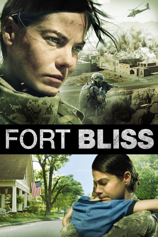Fort Bliss Poster