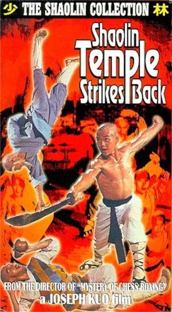 Shaolin Temple Strikes Back Poster