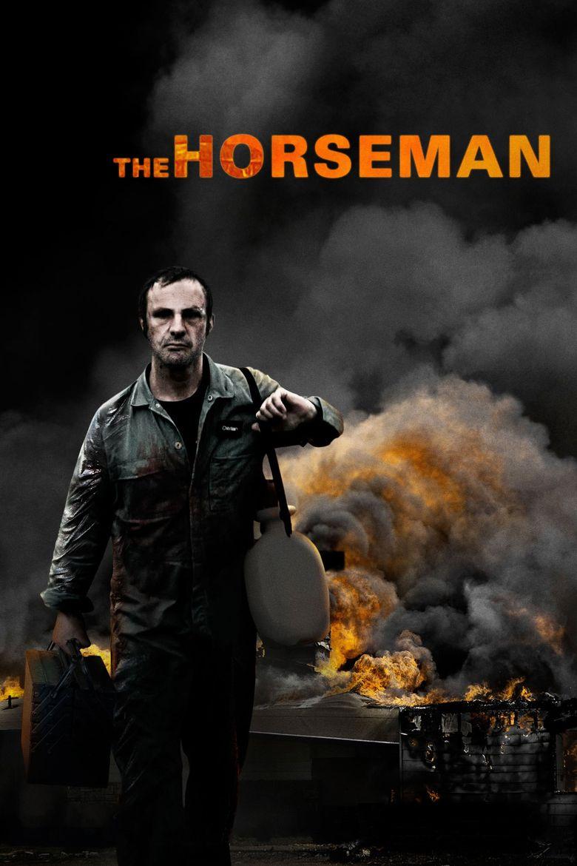 The Horseman Poster
