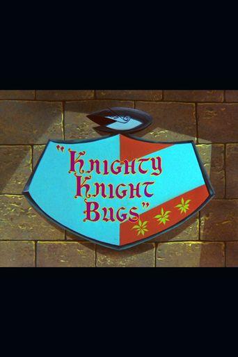 Knighty Knight Bugs Poster