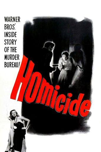 Homicide Poster
