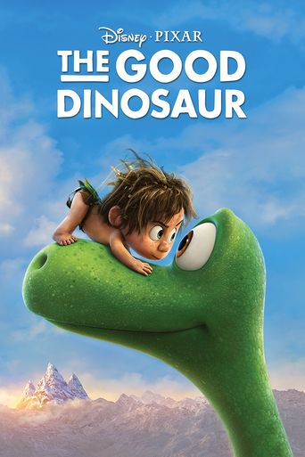 The Good Dinosaur Poster
