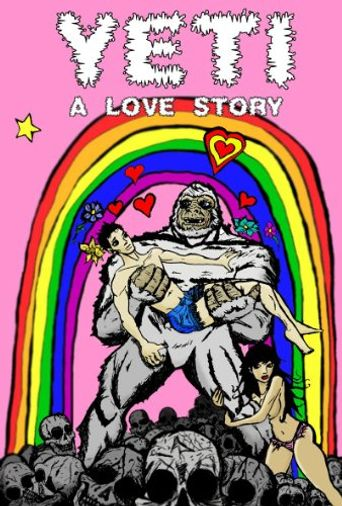 Yeti: A Love Story Poster