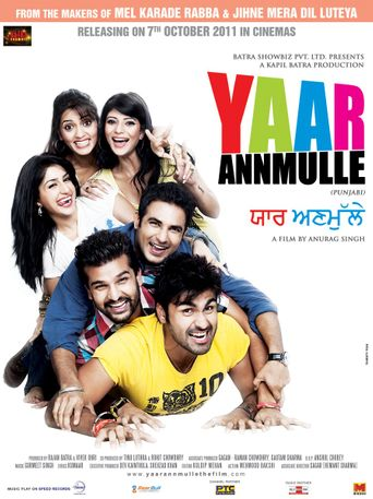 Yaar Anmulle Poster