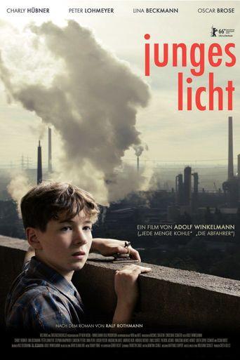 Junges Licht Poster