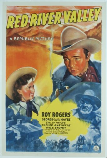 Red River Valley Poster