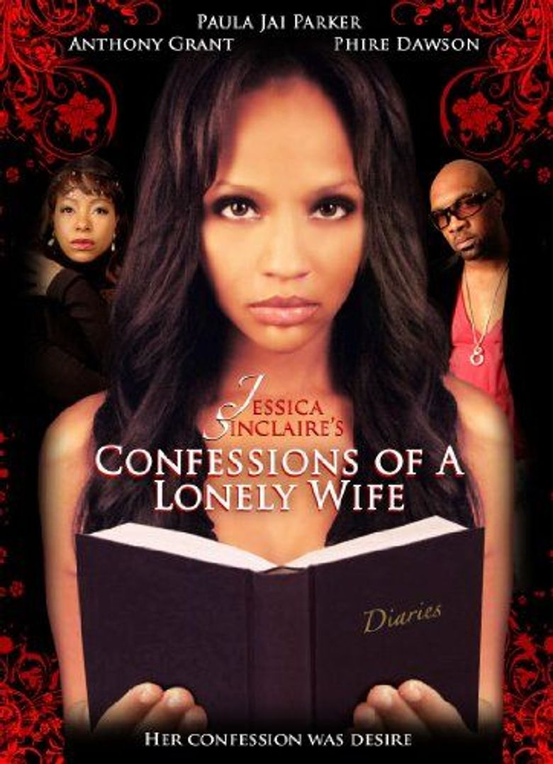 Jessica Sinclaire Presents: Confessions of a Lonely Wife Poster