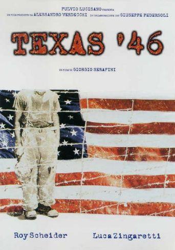 Texas '46 Poster