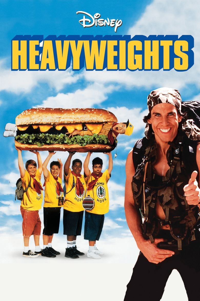 Heavyweights Poster