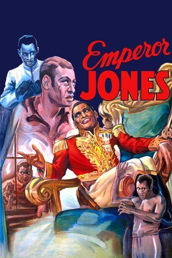 The Emperor Jones Poster