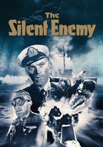 The Silent Enemy Poster