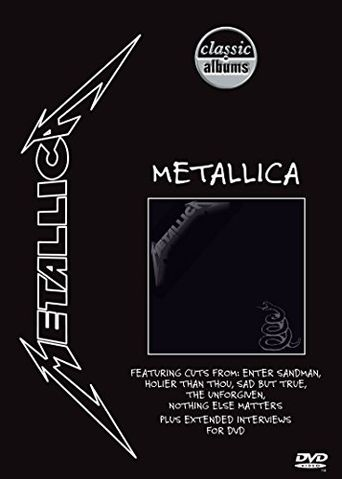 Classic Albums: Metallica -The Black Album Poster