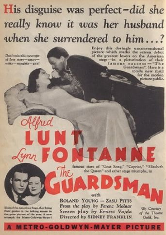 The Guardsman Poster