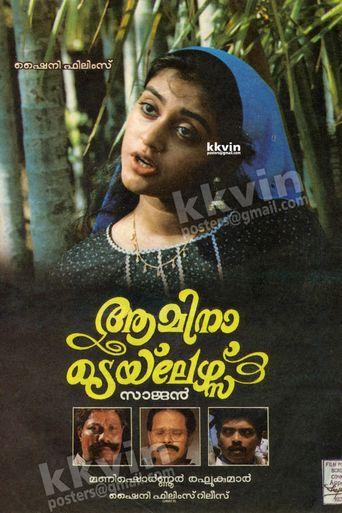 Amina Tailors Poster