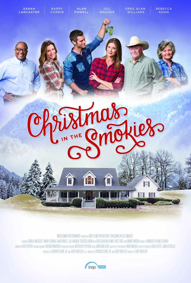 Christmas in the Smokies Poster