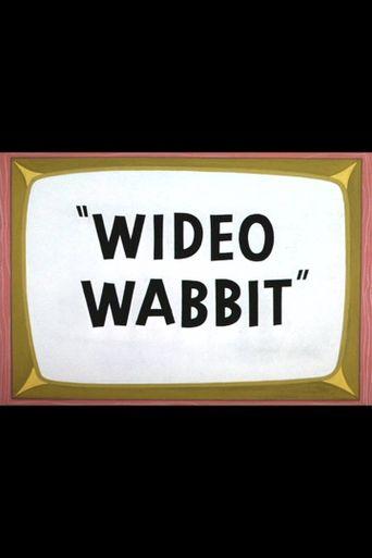 Wideo Wabbit Poster