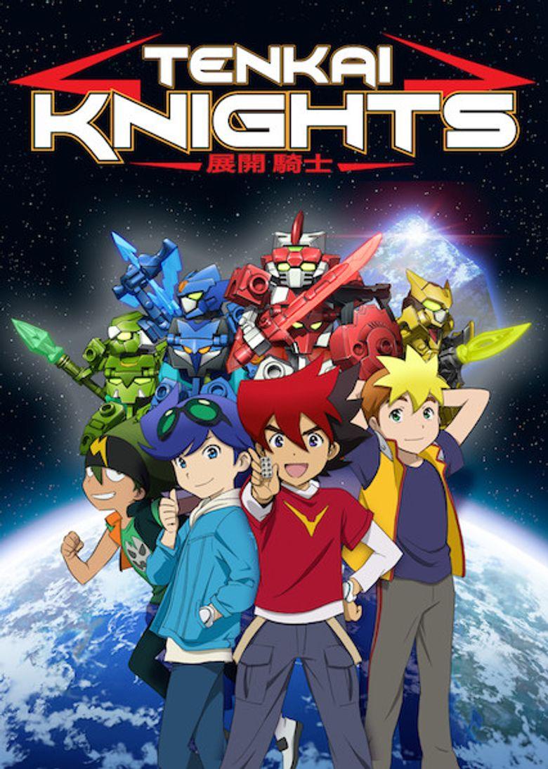 Tenkai Knights Poster