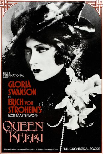 Queen Kelly Poster
