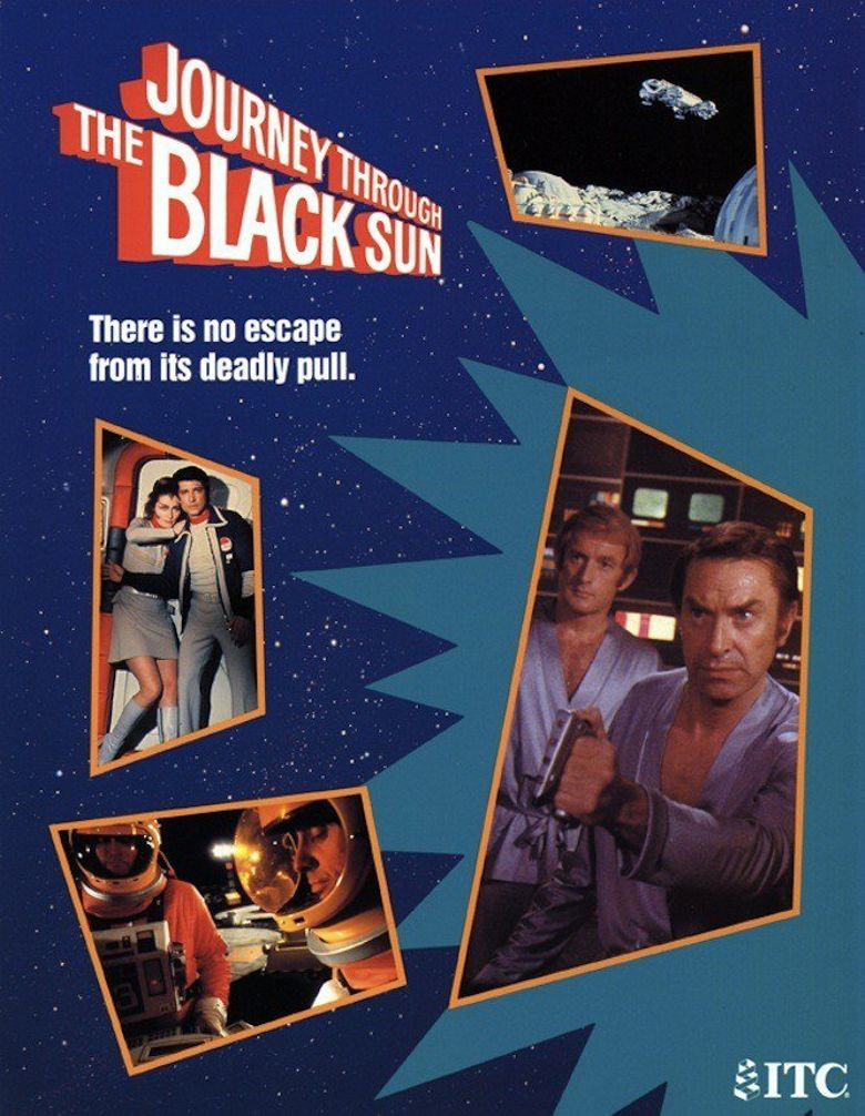 Journey Through the Black Sun Poster