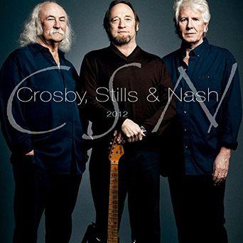 Crosby, Stills and Nash Live Poster