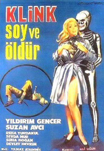 Kilink: Strip and Kill Poster