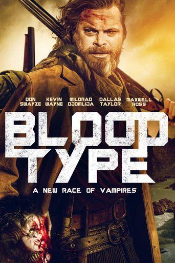 Blood Type Poster