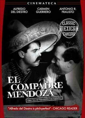El compadre Mendoza Poster
