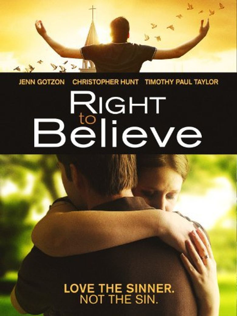 Right to Believe Poster