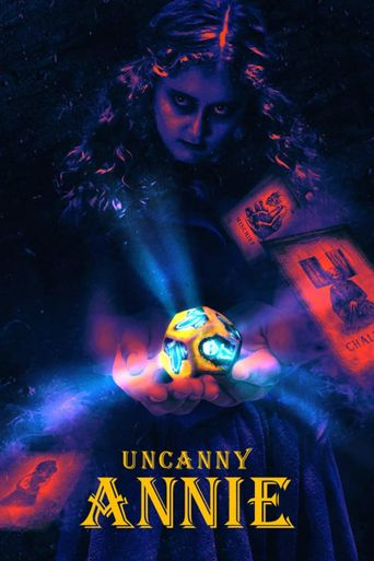 Uncanny Annie Poster