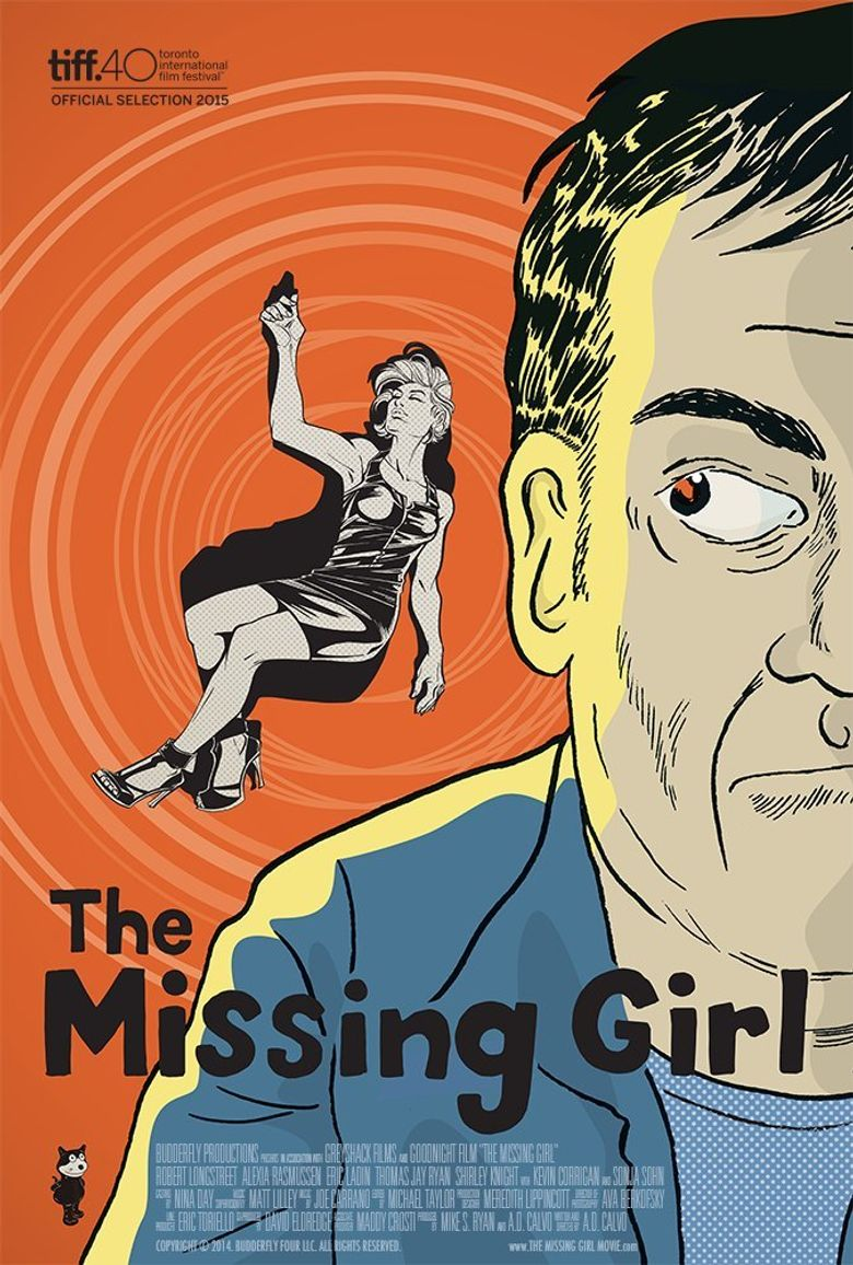 The Missing Girl Poster