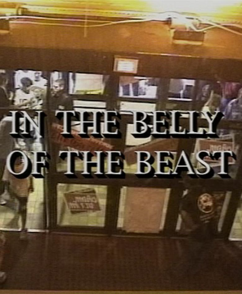 In the Belly of the Beast Poster