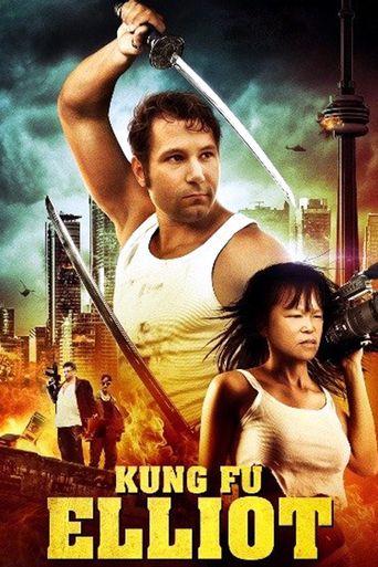 Kung Fu Elliot Poster