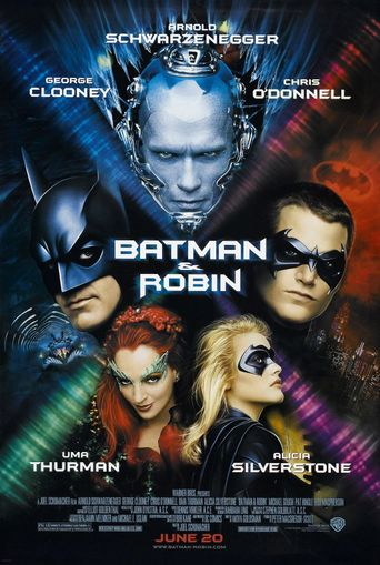 Watch Batman & Robin