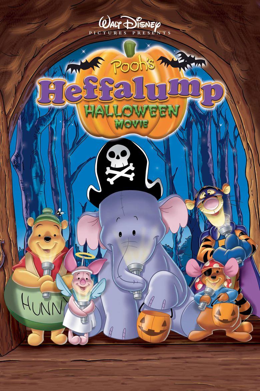 Pooh's Heffalump Halloween Movie Poster