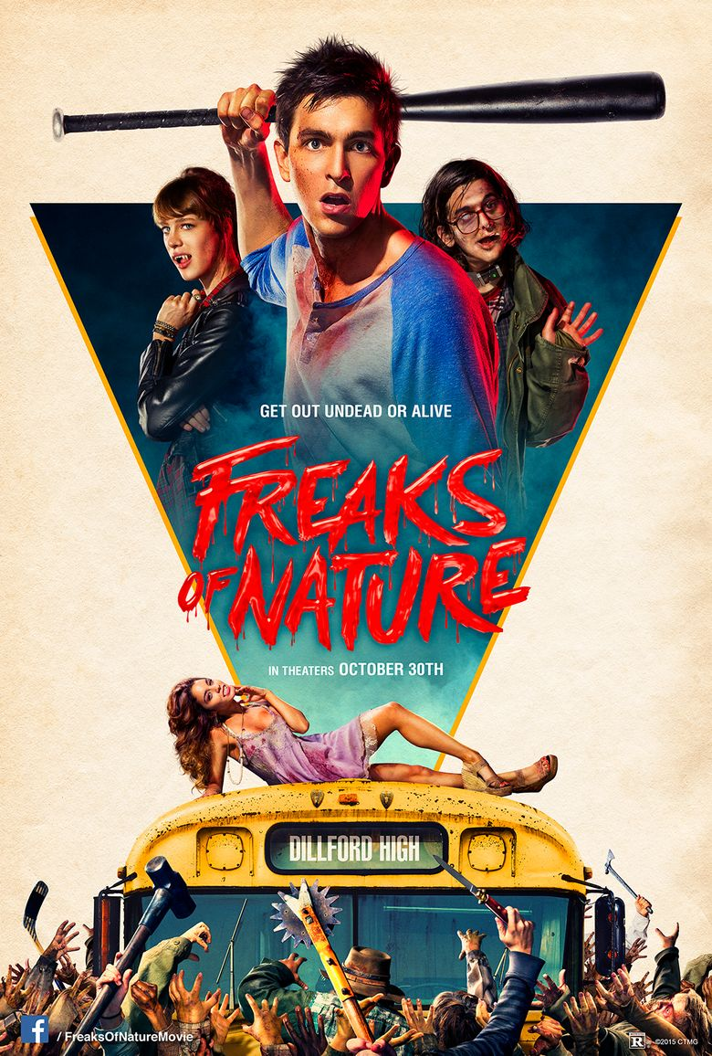 Watch Freaks of Nature